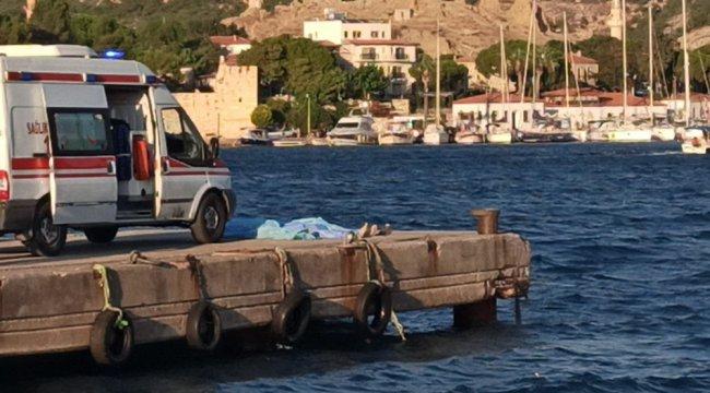 Foça'da tekne faciasında ölenlerin kimlikleri belli oldu