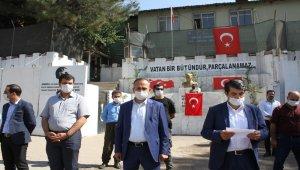 Şemdinli'de PKK'nın 1984'teki ilk saldırısı kınandı