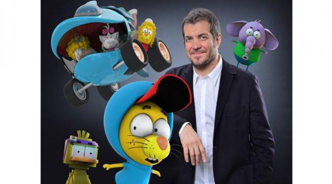 Cartoon Network'ün yerli yapımı Kral Şakir, yeni maceraları ile yayında