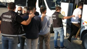 Şafak operasyonunda gözaltına alınan 11 kişi tutuklandı