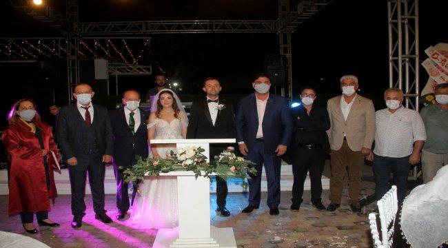 Yörükler, Uzunoğlu'nun kızının düğününde bir araya geldi