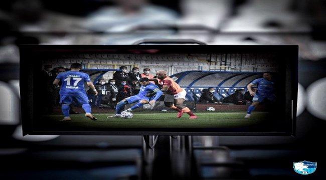 BB Erzurumspor'dan VAR ve hakem kararlarına videolu tepki - Spor