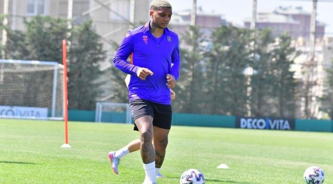 Başakşehir'de Sivasspor mesaisi başladı