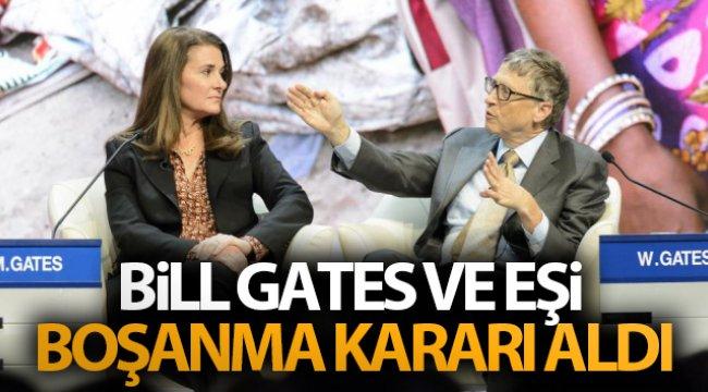 Bill Gates ve eşi boşanma kararı aldı!