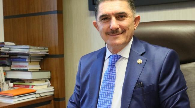 Milletvekili Çelebi'den Ramazan Bayramı mesajı