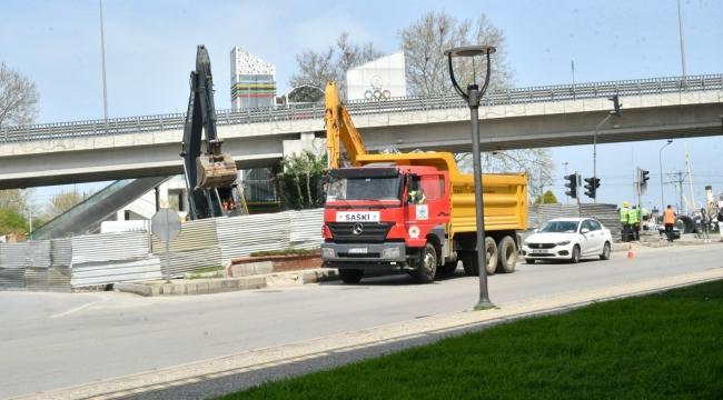 Samsun'daki su baskını sorununa neşter