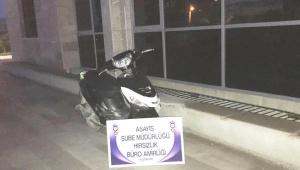 Kütahya'da 5 motosiklet hırsızlığı olayı aydınlatıldı: 3 zanlı gözaltında