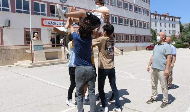 TYT ikincisi Amasya'dan