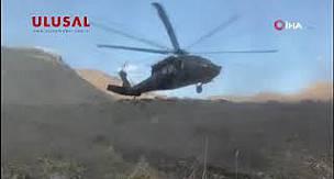 İçişleri Bakanlığı Van'da Yıldırım 10 Norduz Operasyonu başlatıldı